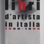 libri d'artista in Italia 1960-1998